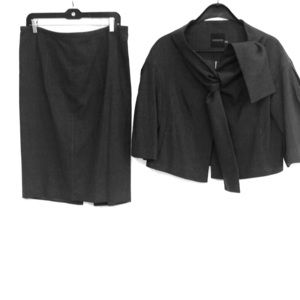 Stylish Italian women's suit